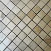2,5x2,5 cm Kapuçino Cilalı Mermer-CT104