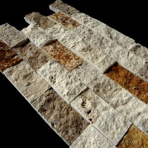 5x10 cm mix patlatma traverten-PT115