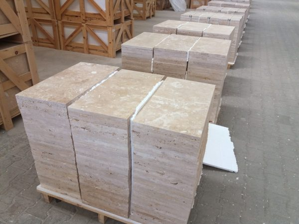 2x30x60 cm Dolgulu Honlu Traverten-DT105