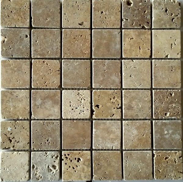 5x5 cm noche eskitme traverten mozaik -et155